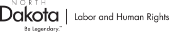 Department of Labor and Human Rights Footer Logo