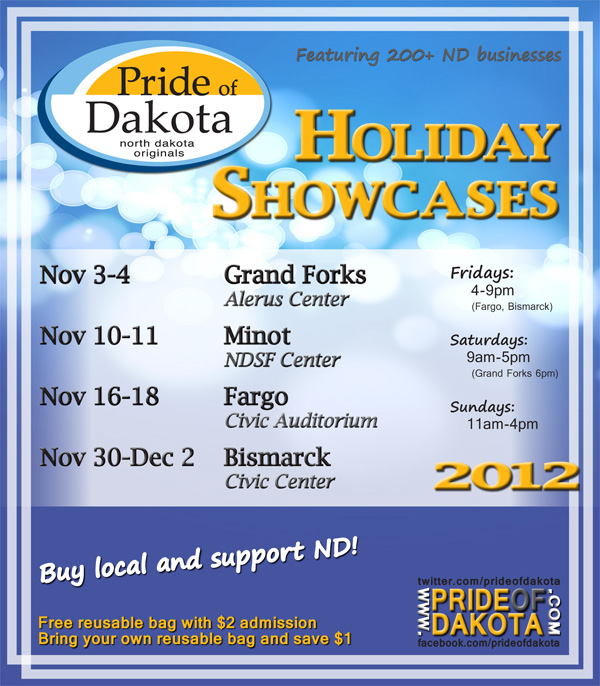 Pride of Dakota Holiday Showcase