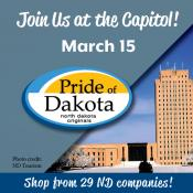 Pride of Dakota Day at the Capitol