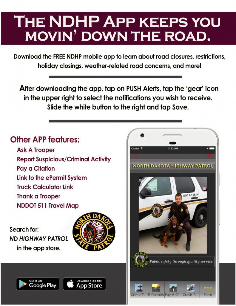 Safety and Education | North Dakota State Highway Patrol
