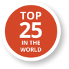 Top 25 in World Ag Program